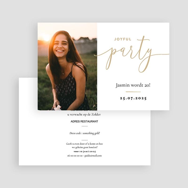 20 jaar - Joyful Party 20 64144 thumb