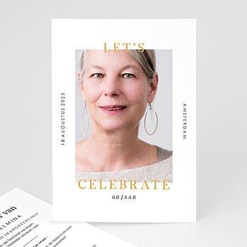 60 jaar - Celebrate 60 - 0