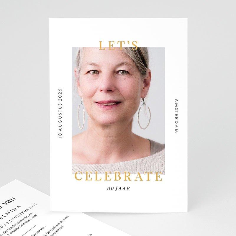 60 jaar Celebrate 60