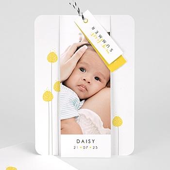 Geboortekaartje meisje - First Summer - 0