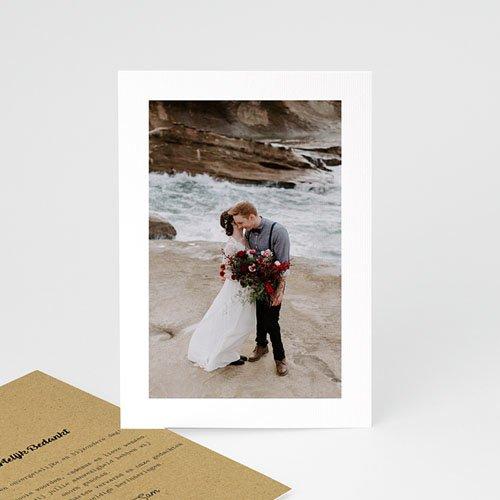 Bedankkaarten huwelijk Kraft Love
