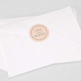 Stickers Huwelijk Sleekly Simple
