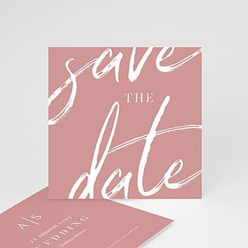 Save the date kaartjes - Color Shades - 0