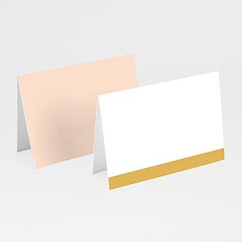 Tafelkaartjes huwelijk - Sleekly Simple - 0