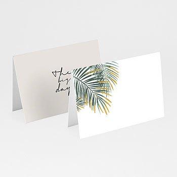 Tafelkaartjes huwelijk Palm Springs
