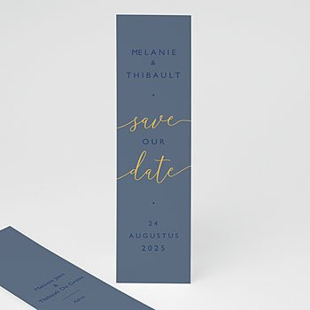 Save the date kaartjes - Modern Minimalist - 0