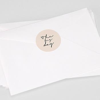 Stickers Huwelijk - Golden Oasis - 0