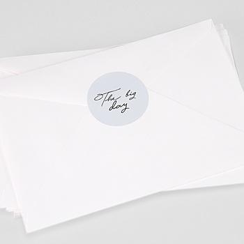 Stickers Huwelijk - The big Day - 0