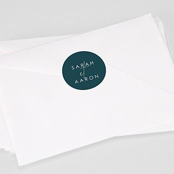 Stickers Huwelijk - Inchyra Blue - 0