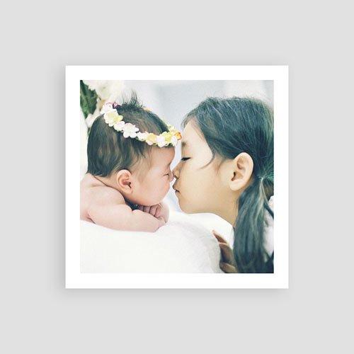 Bedankkaartje geboorte dochter - Baby Girl 68018 thumb