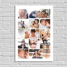 Posters Patchwork Familie