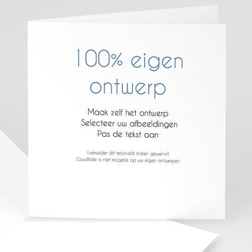 Professionele wenskaarten - 100% creatief 68395