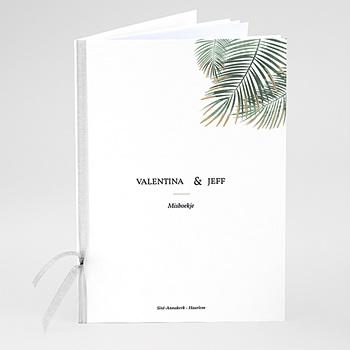 Boekomslag voor kerkboekje - Palm Springs - 0