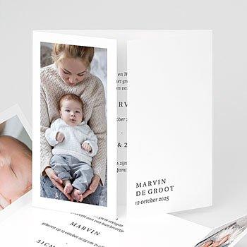 Geboortekaartje meisje - Welcome Baby - 0