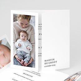 Aankondiging Geboorte Welcome Baby
