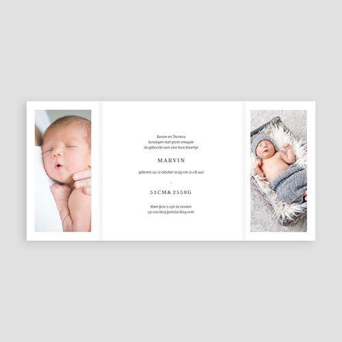 Geboortekaartjes Meisje Welcome Baby pas cher