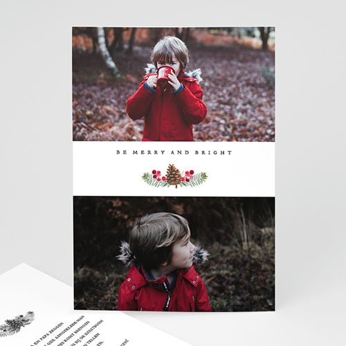 Kerstkaarten 2019 - Christmas Pine 68525 thumb