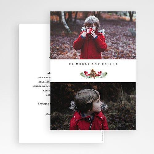 Kerstkaarten 2019 Christmas Pine gratuit