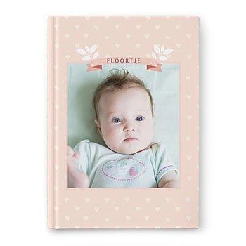 Fotoboeken A4 Staand - Un monde rose - 0