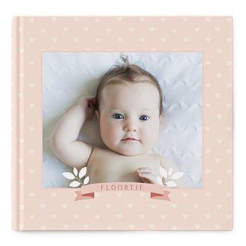 Fotoboeken Vierkant 30x30 cm - Un monde rose - 0