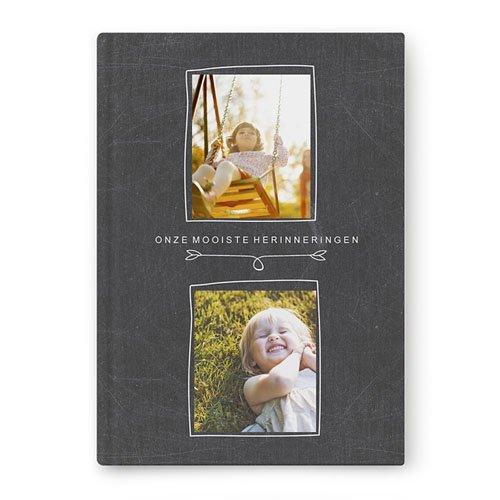Fotoalbum A4 staand - Album op leisteen 68645 thumb
