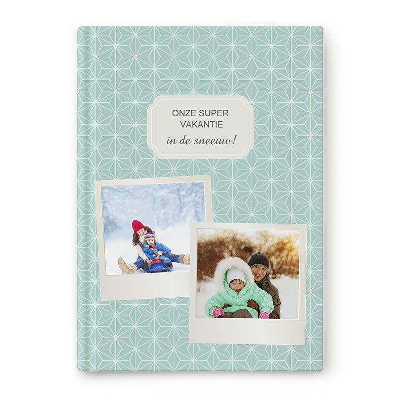 Fotoalbum A4 staand - Winteralbum 68646 thumb