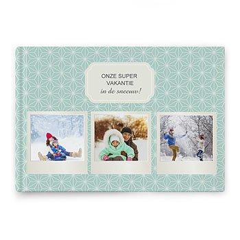 Panoramafotoboeken A4 Liggend Formaat - Winteralbum - 0