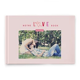 Panoramafotoboeken A4 Liggend Formaat - Valentijns album - 0