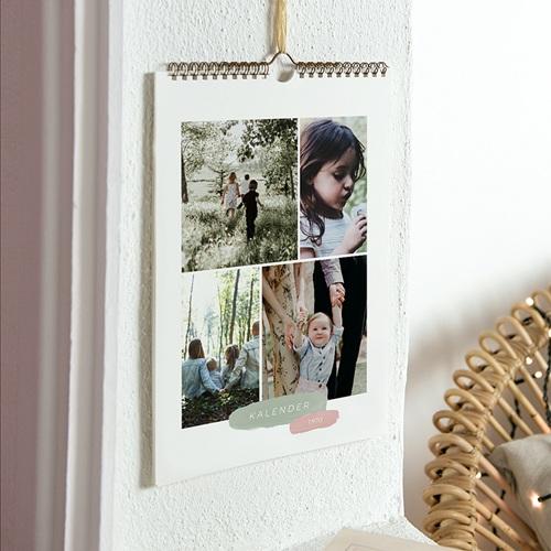Personaliseerbare kalenders 2019 Penseelstreken