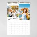 Personaliseerbare kalenders 2019 Typo Brush