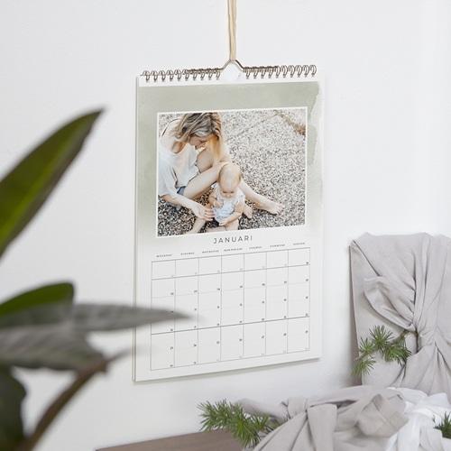 Personaliseerbare kalenders 2019 - Aquarel 68898 thumb