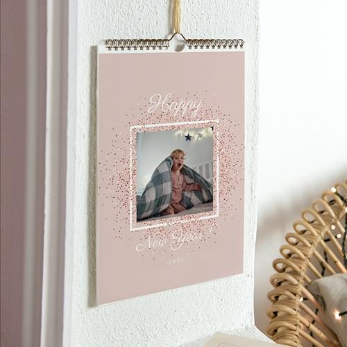 Personaliseerbare kalenders 2019 - Light Confetti 68927 thumb