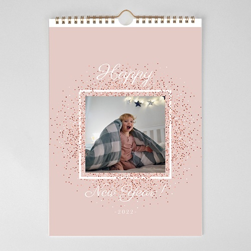 Personaliseerbare kalenders 2019 - Light Confetti 68928 thumb