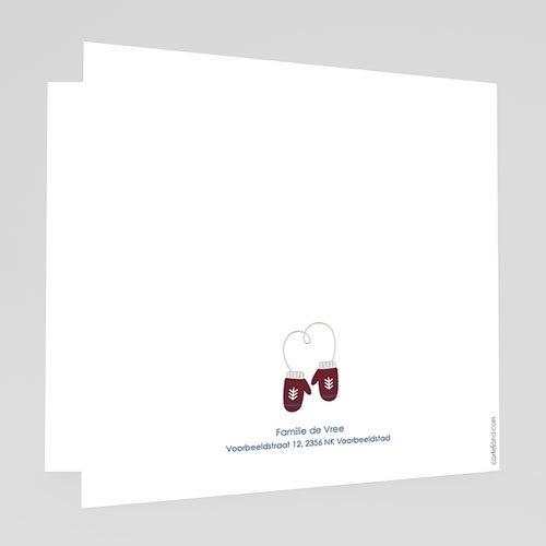 Kerstkaarten 2019 - Rendier wintertrui 69006 thumb