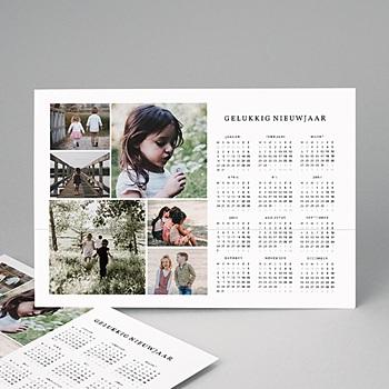 Kalender Jaarplanner 2020 - Family Pictures - 0