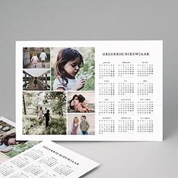 Kalender jaaroverzicht - Family Pictures - 0