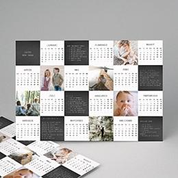 Kalender jaaroverzicht - Recept voor Geluk - 0