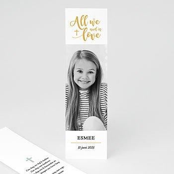 Boekenlegger - Love Jesus - 0