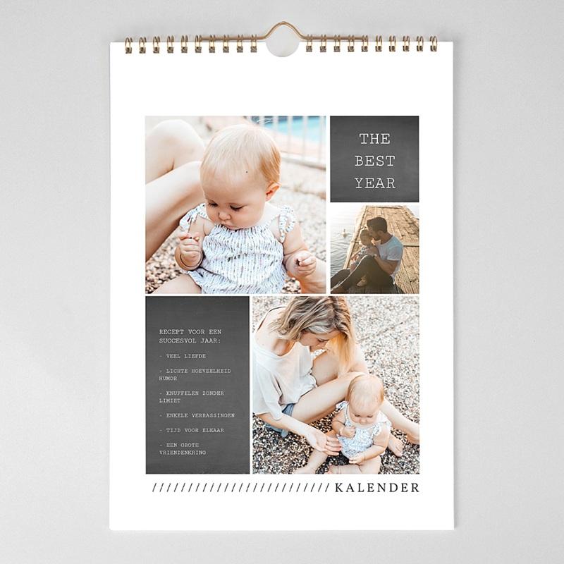 Personaliseerbare kalenders 2019 - Trio Foto 69826 thumb