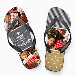 Slippers Kado Kerstslippers