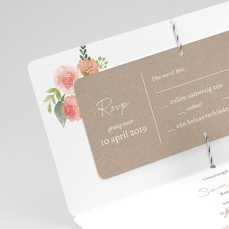 Landelijke trouwkaarten - Buitenleven 71205 thumb