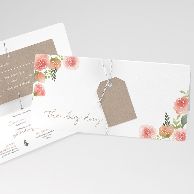 Landelijke trouwkaarten - Buitenleven 71206 thumb