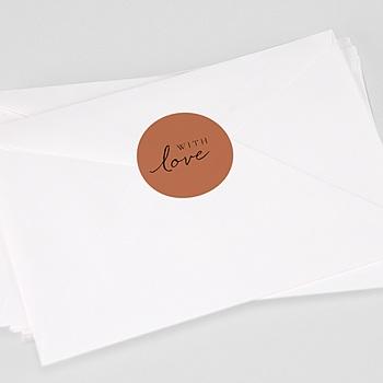 Stickers Huwelijk - Cinnamomum - 0
