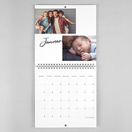Personaliseerbare kalenders 2019 - Modern Lettering - 0