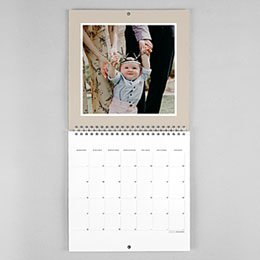 Personaliseerbare kalenders 2019 - Wolkjes - 0