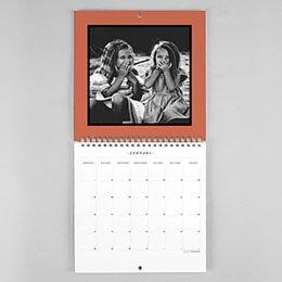Personaliseerbare kalenders 2019 - Floral Pattern - 0
