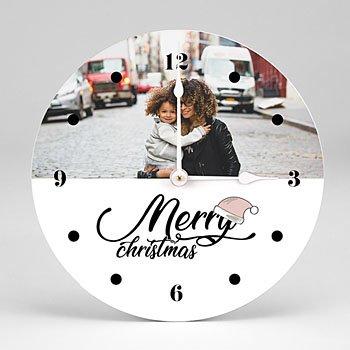 Klokken - Merry Christmas - 0