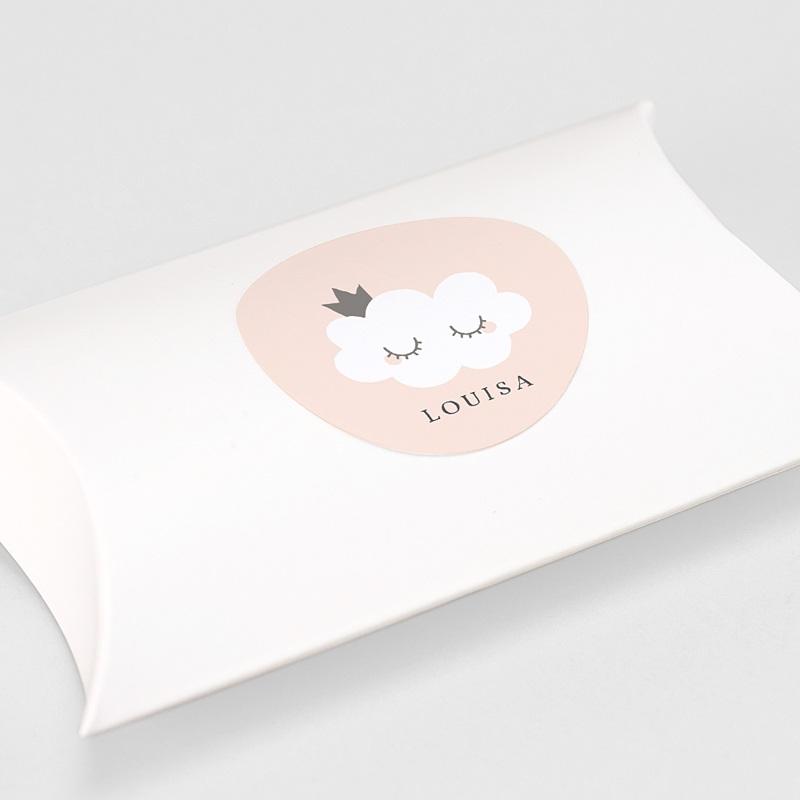 Stickers Geboorte Little Cloud gratuit