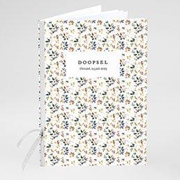Boekomslag voor doopboekjes Liberty Kinfolk