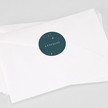 Stickers Geboorte - Universeel - 0